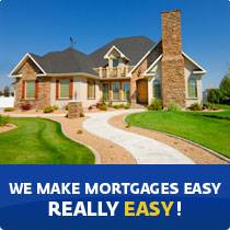 we make mortgages easy